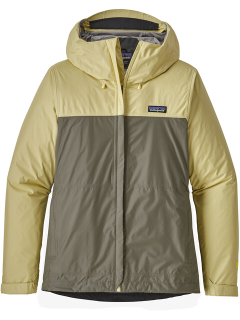 Patagonia W's Torrentshell Jacket Resin Yellow